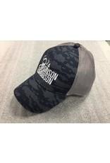 AJM International Unisex Adult Bronson & Bronson Hat O/S Navy/Washed Slate