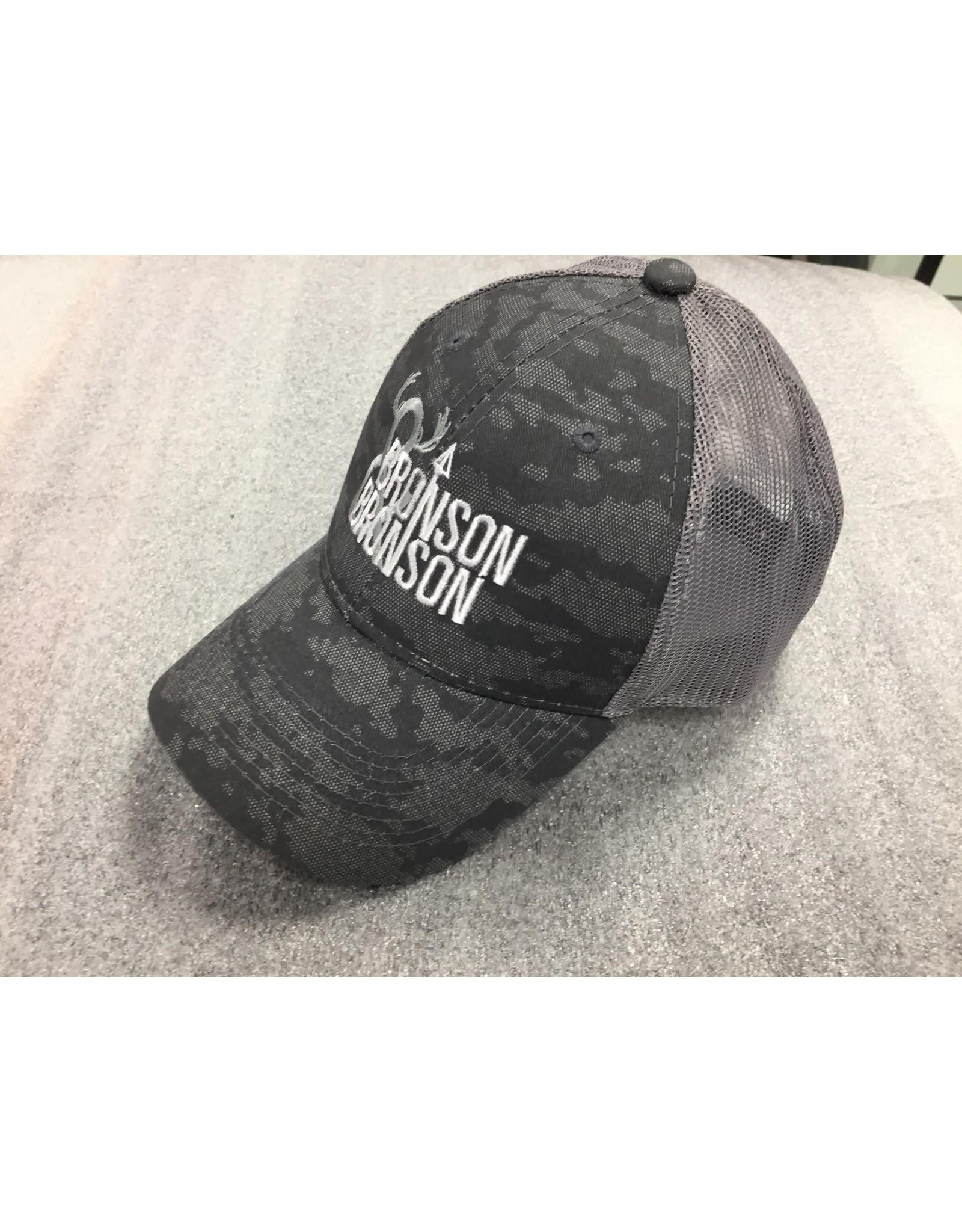 AJM International Unisex Adult Bronson & Bronson Hat O/S Charcoal/Washed Slate