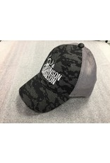 AJM International Unisex Adult Bronson & Bronson Hat O/S Black/Washed Slate