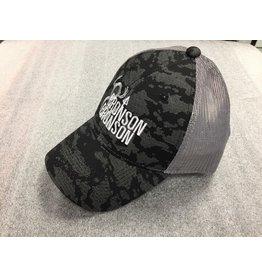 AJM International Unisex Adult Bronson & Bronson Hat O/S Black/Washed Slate