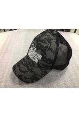 AJM International Unisex Adult Bronson & Bronson Hat O/S Black/Washed Black