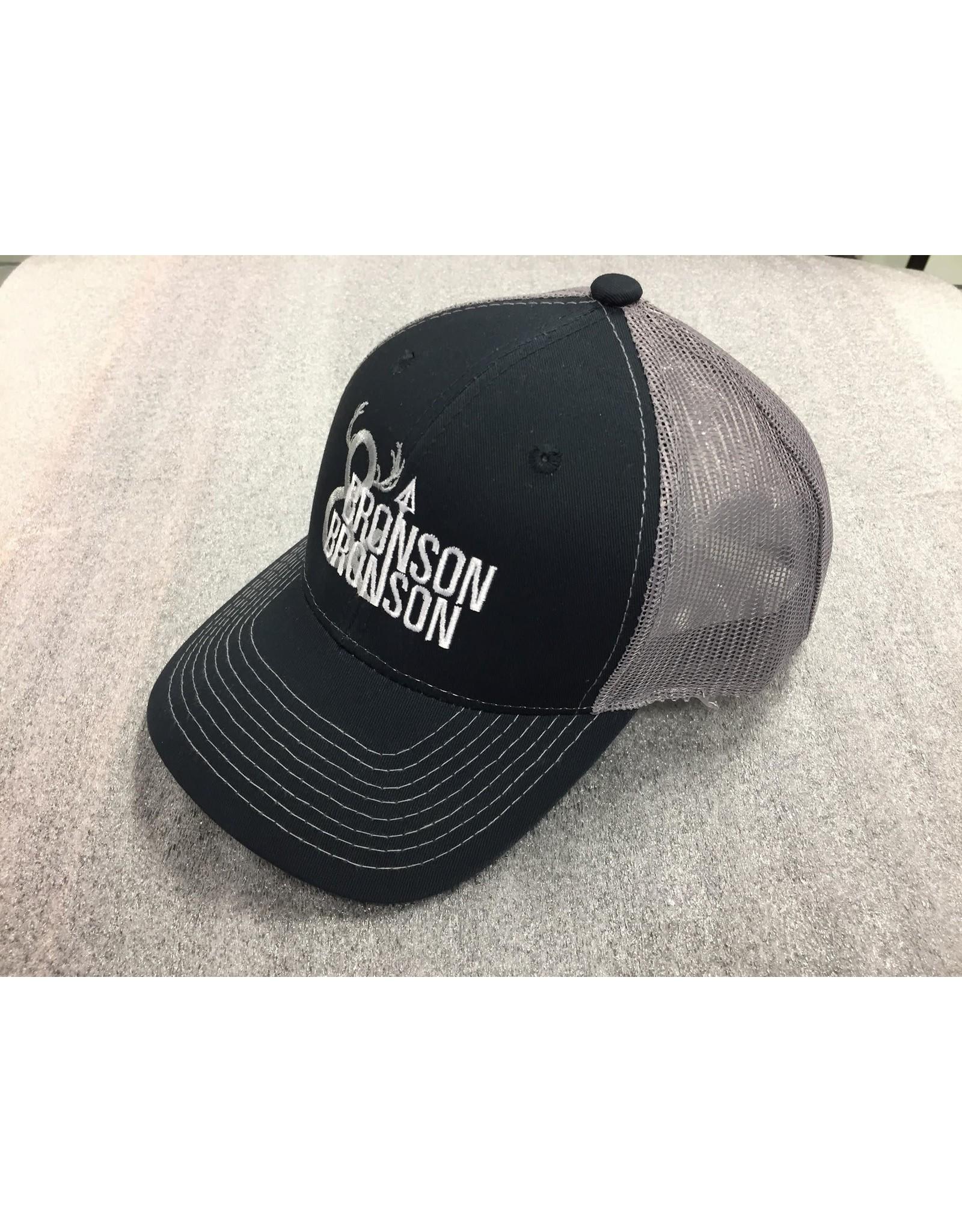 AJM International Unisex Adult Bronson & Bronson Hat O/S Navy/Slate