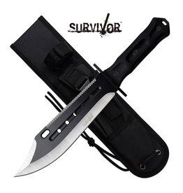 Survivor Survivor Fixed Blade Knife SV-FIX002BK