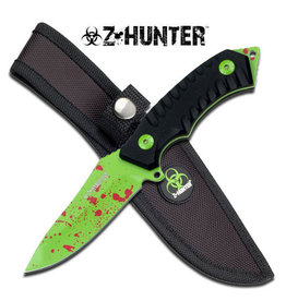 Z-Hunter Z-HUNTER FIXED BLADE KNIFE ZB-087GN