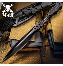 United Cutlery M48 Stinger Black with Harness Sheath UC2937