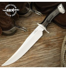 Gil Hibben Gil Hibben Arizona Bowie Knife and Sheath GH5088