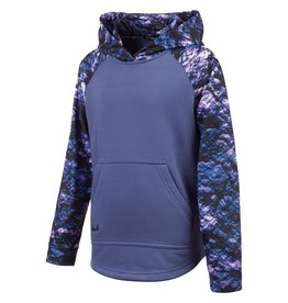 Huntworth Youth Girl's Knit Jersey Hoodie