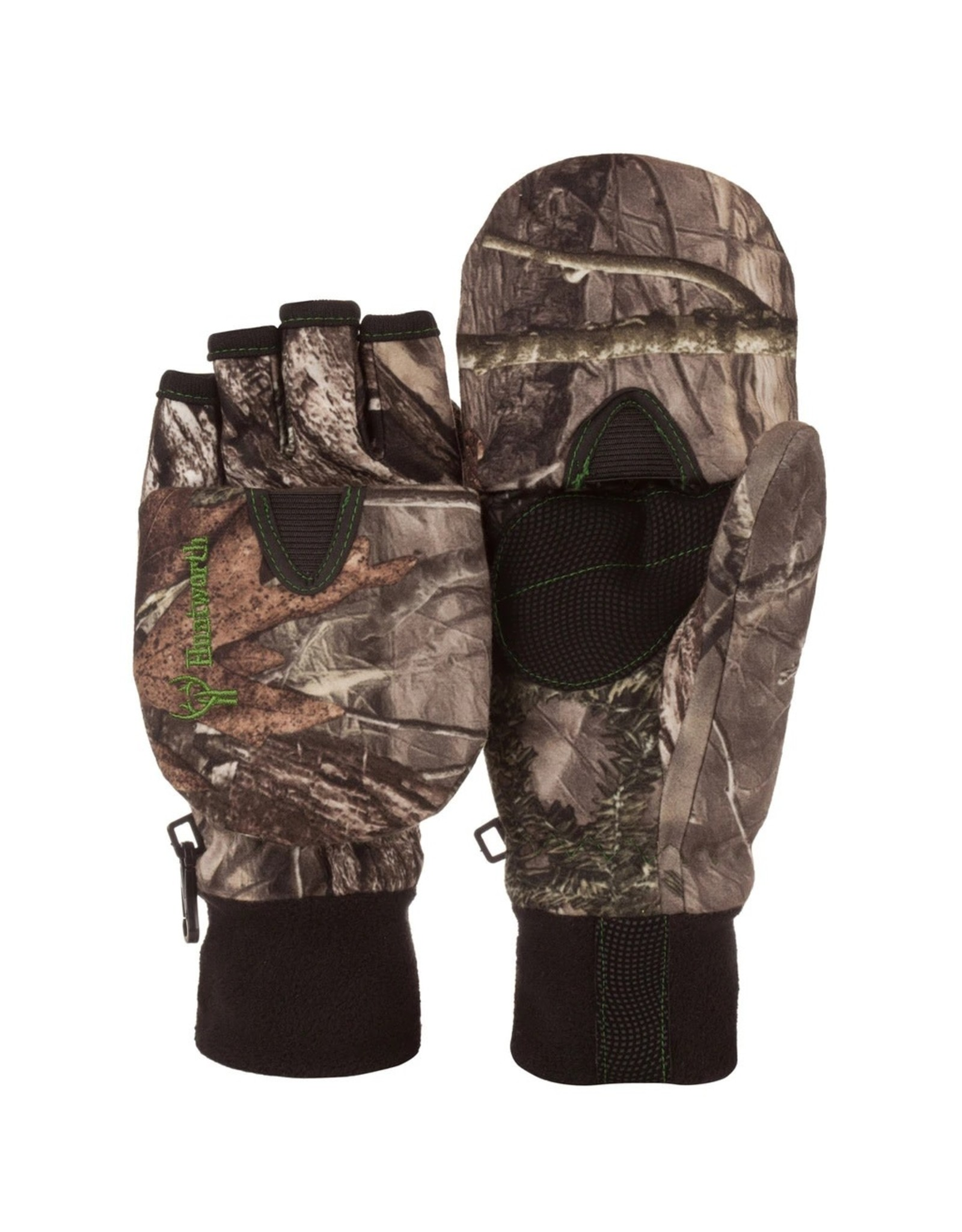 Huntworth Youth Hunting Gloves w Pop Top