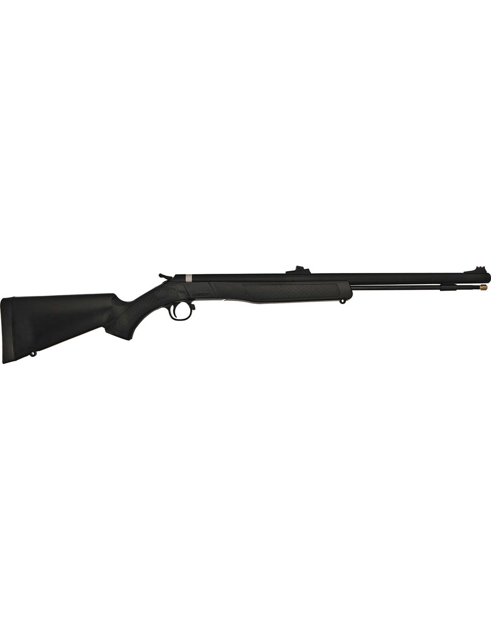 "CVA CVA Wolf .50cal Muzzleloading Rifle Black Syn 24"" BBL PR2110"