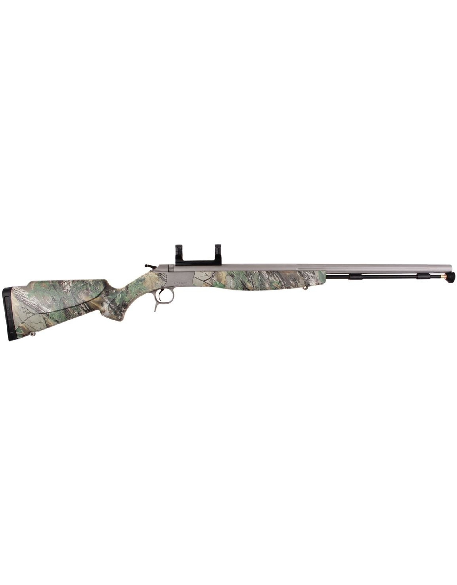 "CVA CVA Optima V2 .50cal Muzzleloading Rifle PR2022SM Integral Scope Mount 26"" SS Barrel"