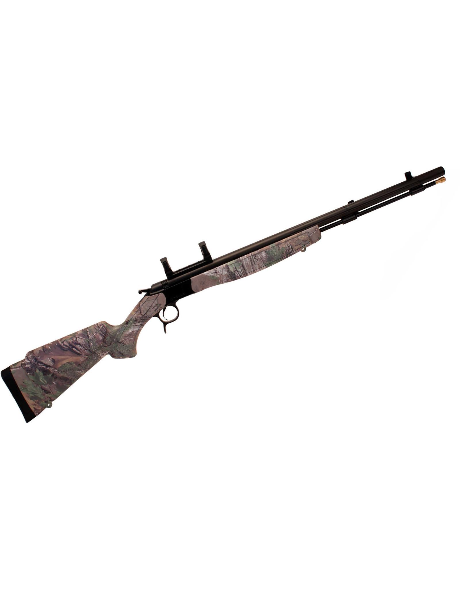 "CVA CVA Optima V2 .50cal Muzzleloading Rifle Integral Scope Mount 26"" Nitride Barrel PR2023NM"