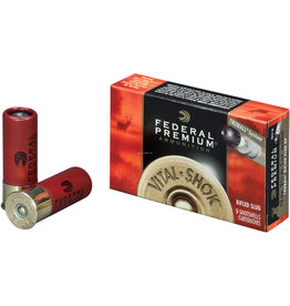 Federal Federal 12GA 2 3/4 Truball Low Recoil Rifled Slug HP