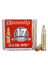 Hornady Hornady 17HMR 15.5gr NTX