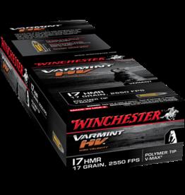 Winchester Winchester 17HMR Varmint HV 17gr 2550fps