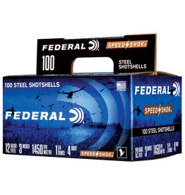 "Federal Federal 12GA 3"" #4 Shot 1450fps (Box of 100)"