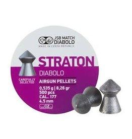JSB JSB - Straton Diabolo - .177cal 8.26gr 500pcs
