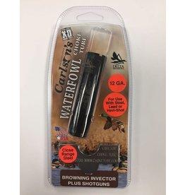 Carlson's Choke Tubes Browning Invector Plus 12GA Close Range Steel Carlson's Waterfowl Choke Tube