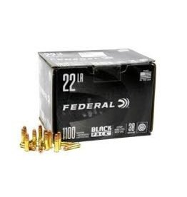 Federal Federal Black Pack 1100rds / 22LR 38g