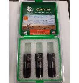 Carlson's Choke Tubes Winchester, Browning Invector, Mossberg Model 500, Weatherby 12 GA Waterfowl Choke Set