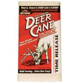 Wildgame Innovations Wildgame Mineral Block Deer Cane Salt Block