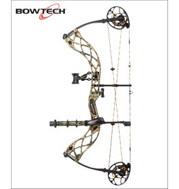 Bowtech Bowtech Carbon Icon G2 RH 60# BUC Max Package