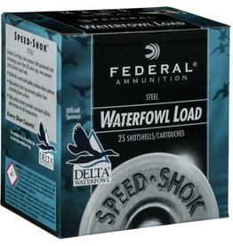 "Federal Federal WF145-2 Speed Shok Waterfowl Shotshell 12 GA 2 3/4"" 1 1/8oz 2 25 Rnd per Box"