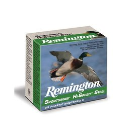 "Remington Remington Sportsman Hi-Speed Steel - 12ga 3"" #2shot"