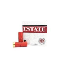 """Estate Cartridges ESTATE 12GA. 2 3/4"""" Target Load 3 DRM 1 1/8oz #8 25 ROUND BOX"""
