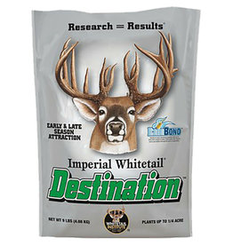 Whitetail Institute Whitetail Institute Destination Seed 9lbs