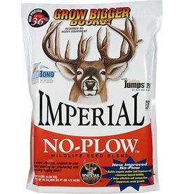 Whitetail Institute Whitetail Institute No-Plow Wildlife Seed Blend 9Lb