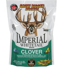 Whitetail Institute Whitetail Institite Imperial See Whitetail Clover 5 Acres 4 Lbs