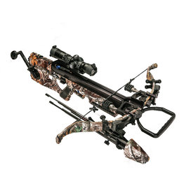 Excalibur Excalibur Assassin 420TD -Realtree Edge w tact scope