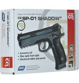 ASG Airguns CZ SP-01 Shadow BB Pistol 380 fps