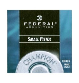 Federal Federal Small Pistol Primer No. 100 - Box of 100