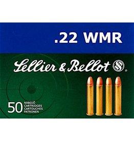 Sellier & Bellot Sellier & Bellot 22 WMR  45gr