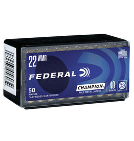 Federal Federal 22 CAL Win Magnum 40gr Full Metal Jacket
