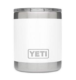 Yeti Yeti Rambler 10oz/295ml Lowball White