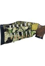 Allen Allen 20123 Neoprene Stretch Buttstock Shell Holder Rifle 6Rd Mossy Oak Breakup Country