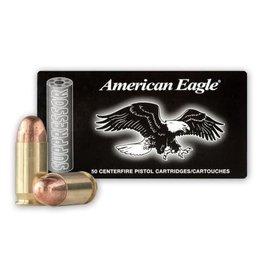 American Eagle American Eagle 45 Auto 230gr FMJ Subsonic AE45SUP1