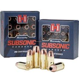 Hornady Hornady 90971 Subsonic Pistol Ammo 45 ACP, 230 Gr, XTP, 20 Rnd