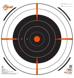 Allen Allen 15334 EZ Aim Paper 12 Bullseye