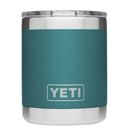 Yeti Yeti Rambler 10oz Lowball River Green