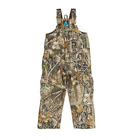 Berne Berne Youth SM Insulated Bib Overall Realtree