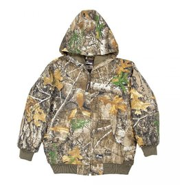 Berne Berne Youth Hooded Jacket L RealTree