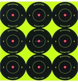 "Birchwood Casey Birchwood Casey 34210 Shoot-N-C 90-2"" Target 10/Pk"
