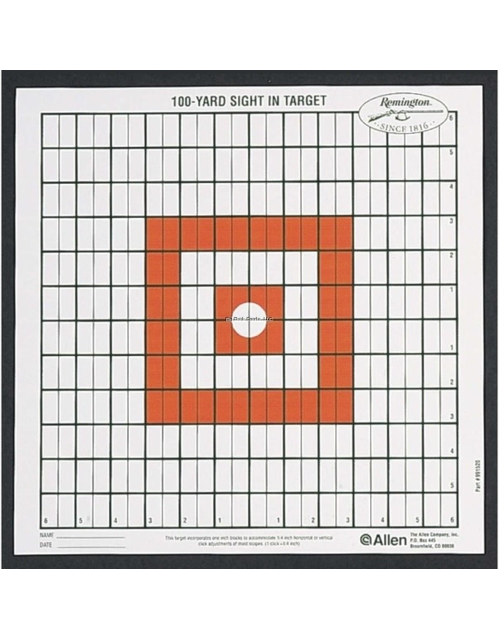Allen Allen 1520 Target-Sight In Org-Rem Grid Style
