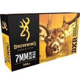 Browning Browning 7mm REM MAG 144gr BXR Rapid Expansion Matrix Tip