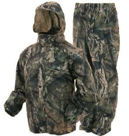 Frogg Toggs Frogg Toggs Mens All Sport Rain Suit Mossy Oak 2XL