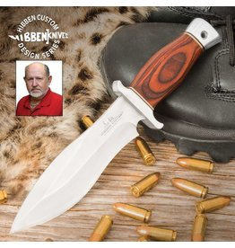 Gil Hibben Gil Hibben's Alaskan Boot Knife Bloodwood Edition GH5061
