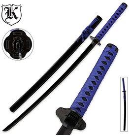 Deep Purple Warrior Sword with Scabbard XL1554